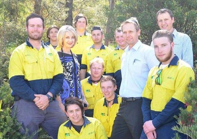 Lithgow's First Green Army Project Resounding Success