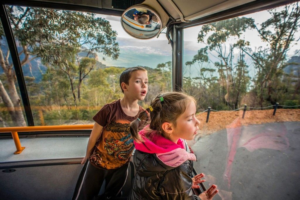 Blue Mountains Explorer Bus: Locals Ride Free Weekend