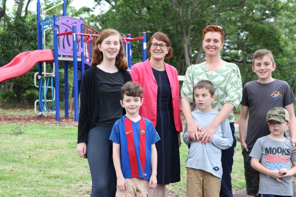 Blue Mountains Families Call for Inclusive Playground