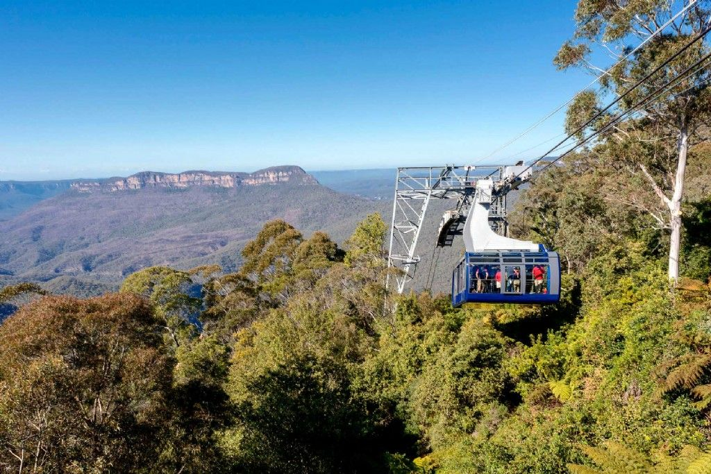 New Scenic Cableway Now Welcoming Visitors Following $4m Upgrade