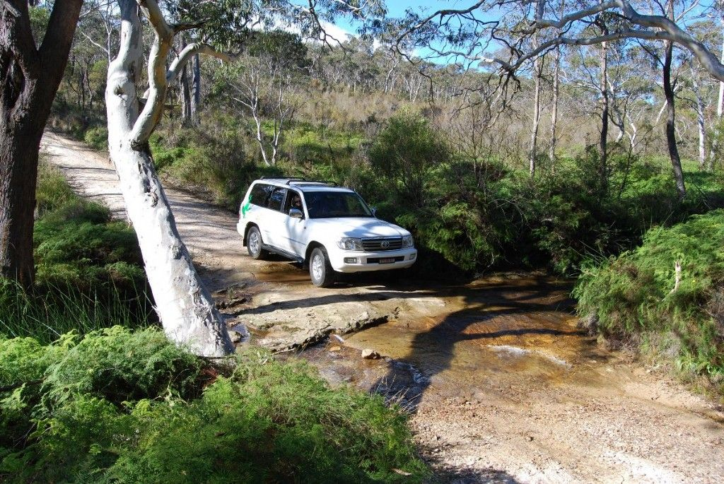 Seeking a Less Conventional Way to Get to Jenolan?