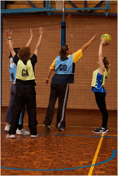 Nothing But Netball
