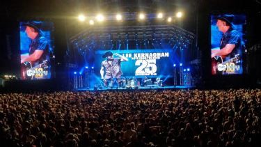 Lee Kernaghan Announces Final 2018 Dates on his Massive 25th Anniversary Boys from the Bush Tour