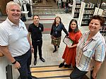 Blue Mountains Library Awarded for Outreach Service