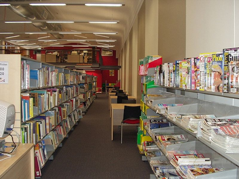 New Electronic Resources at Lithgow Library
