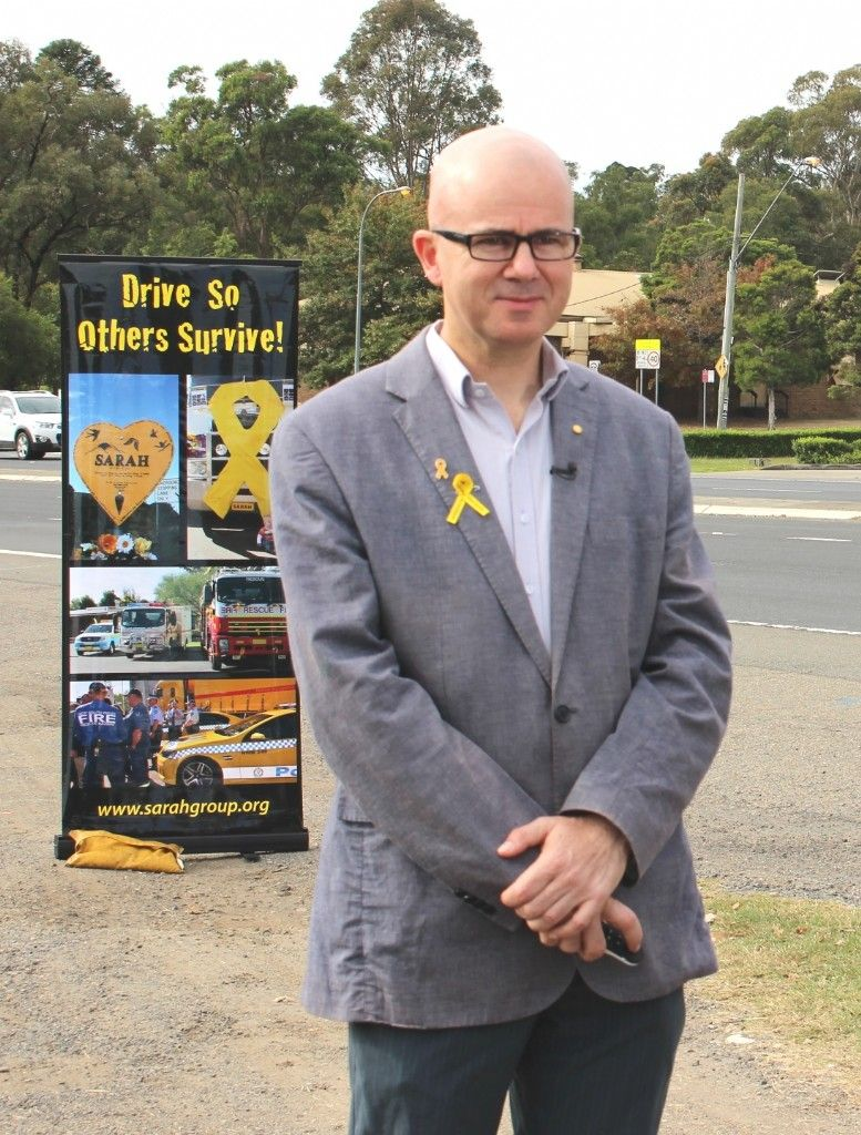 Council Supports 2018 National Road Safety Week