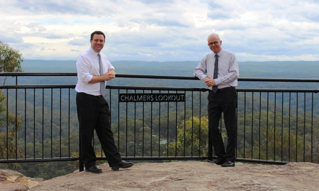 Chalmers Lookout Upgrade Complete