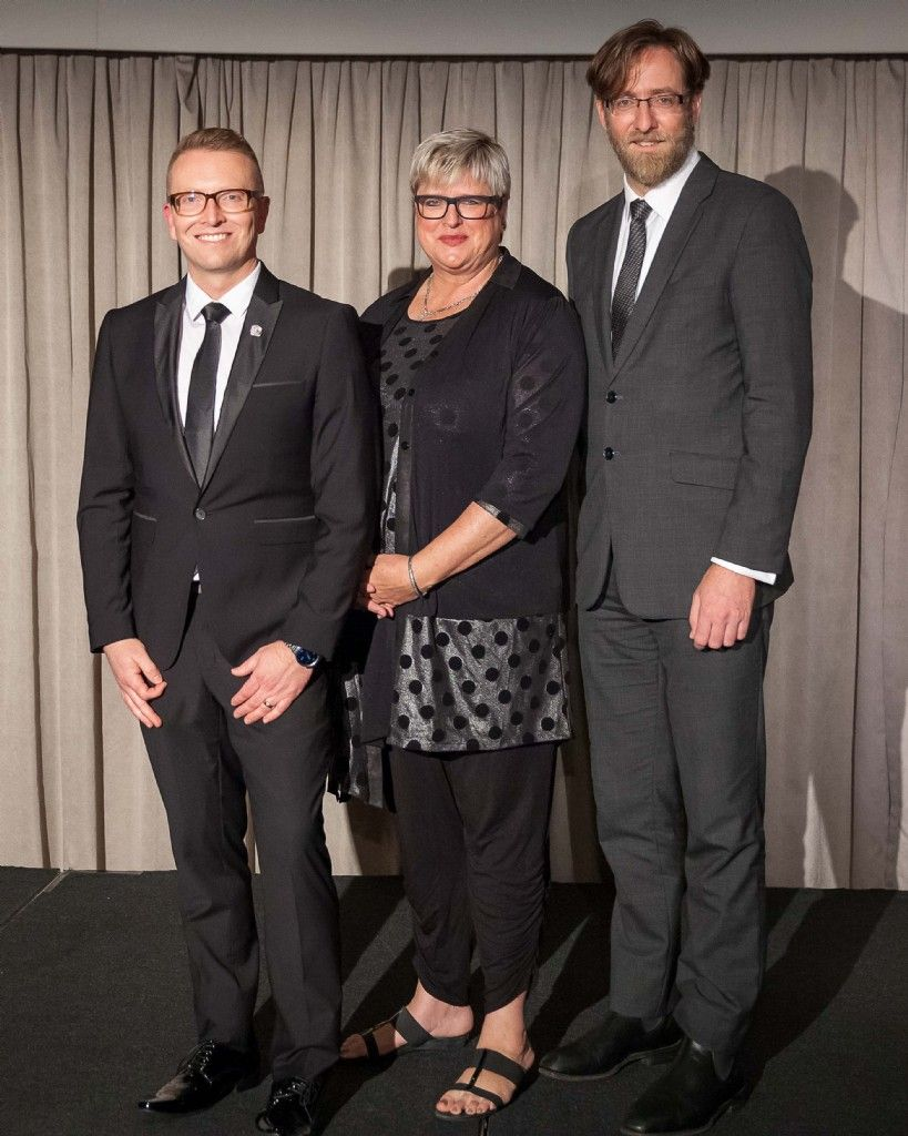 BMCC Customer Service Team Recognised at National Awards