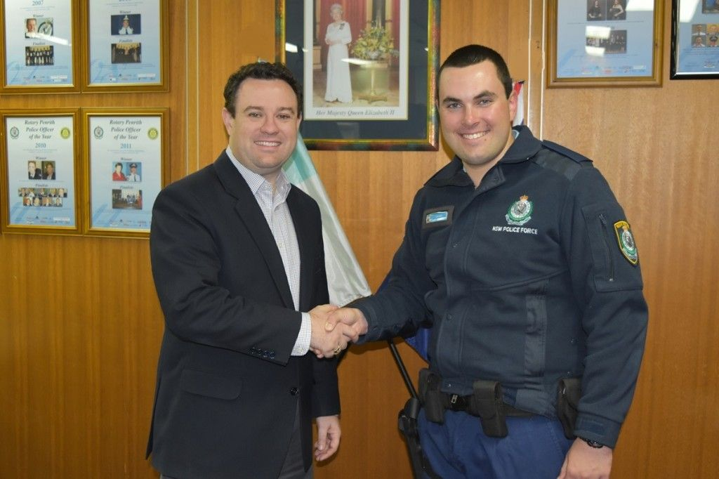Boost for NSW Police