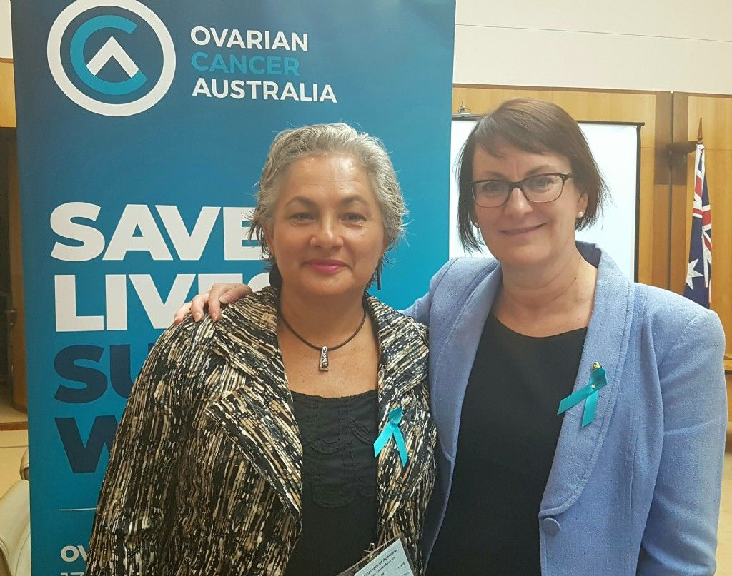 Labor Commits $12 Million to the Battle Against Ovarian Cancer