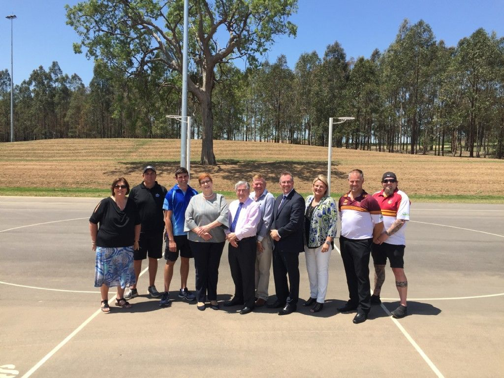 Signed, Sealed & Delivered: Upgrades to Grassroots Penrith Sport Facilities Completed