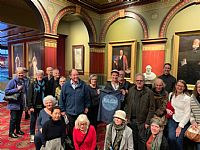 Blue Mountains Residents Travel Hours to Hear their Petition Debated. Where Were the Ministers?