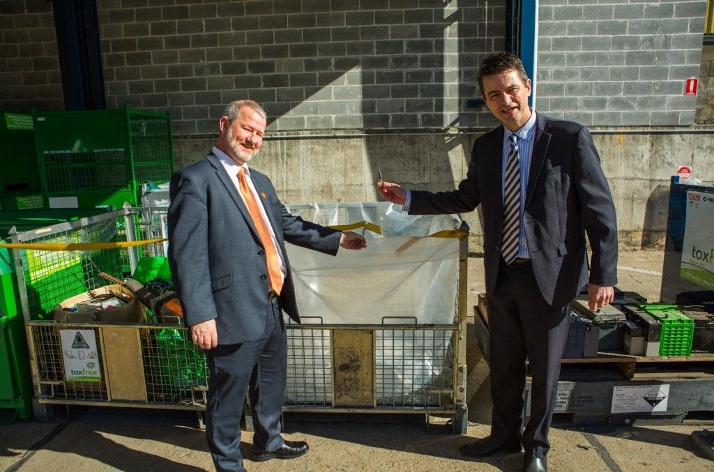 Penrith Community Recycling Centre Opens