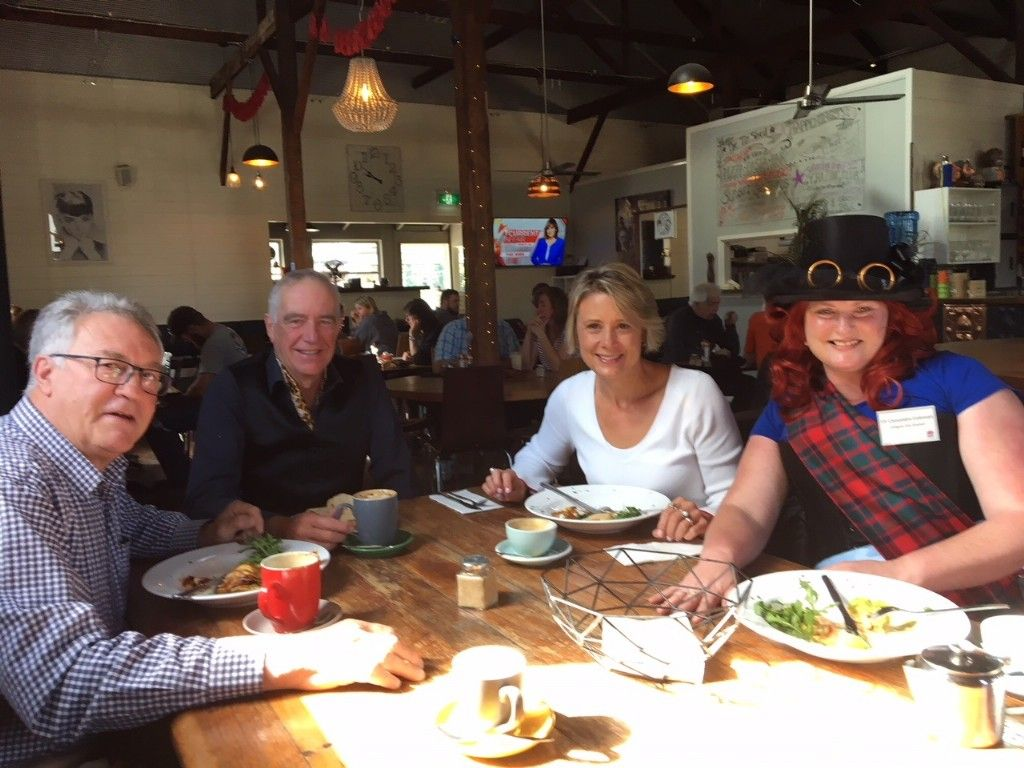 Senator Kristina Keneally Visits Lithgow to Discuss Issues with Council