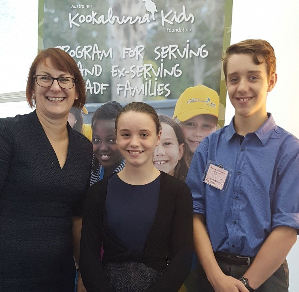 Kookaburra Kids Program Wins Bipartisan Support