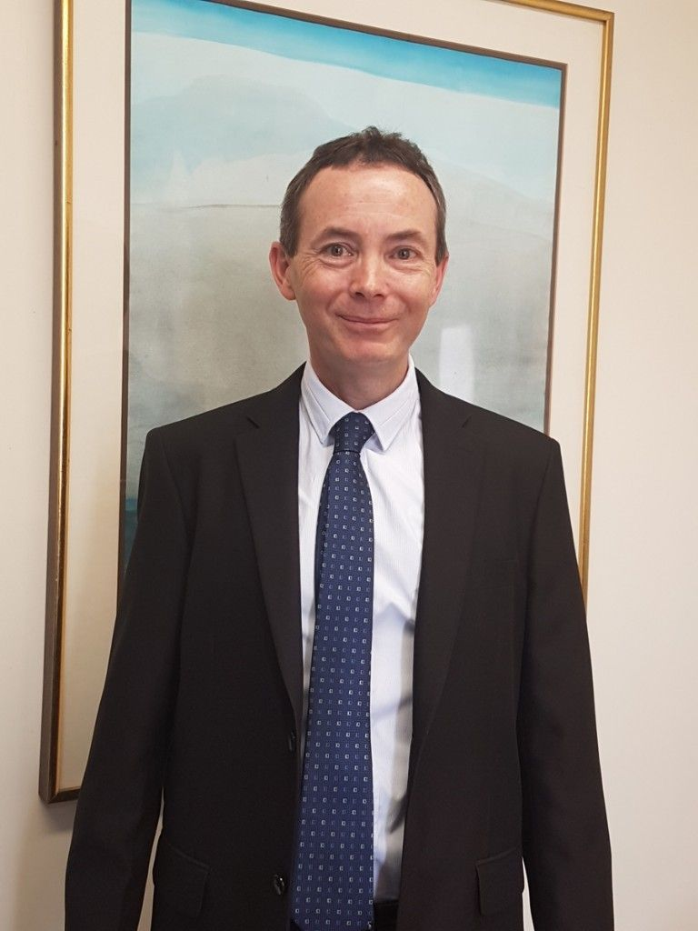 Council Welcomes New Chief Finance & Information Officer