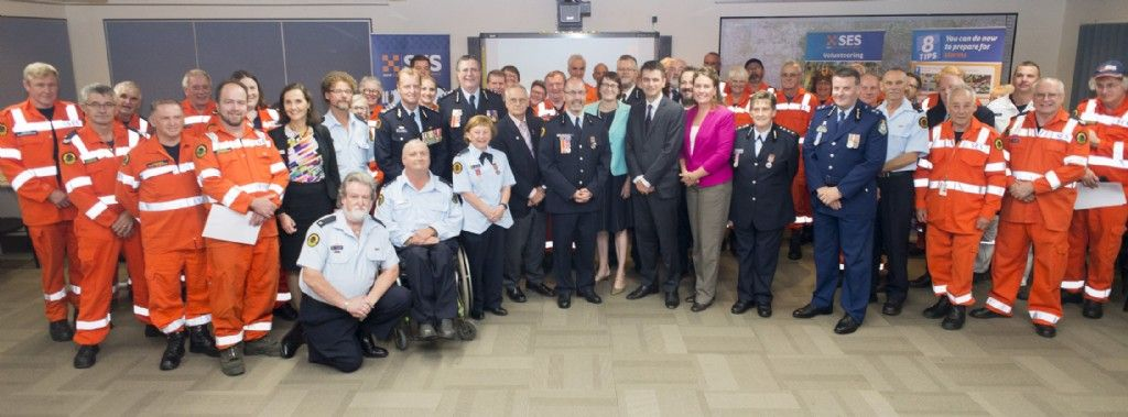 NSW SES Blue Mountains Unit Celebrates Its Volunteers
