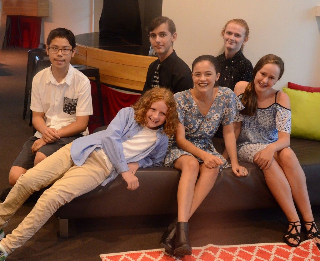 Conservatorium Scholarship Winners Announced