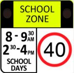 Back to School Reminder for Motorists