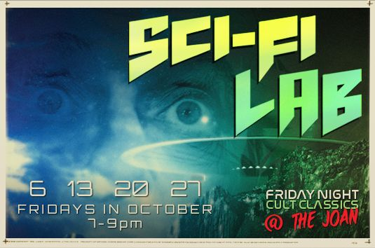 Sci–Fi LAB @ The Joan