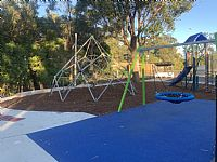 Summerhayes Park Playspace Inclusivity Upgrade Completed