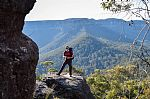 Blue Mountains Student Climbing to New Heights in Australia's Booming Adventure Travel Industry