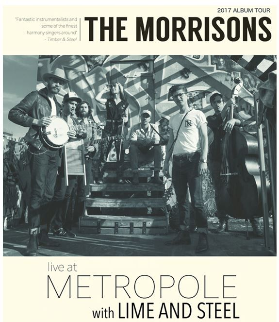 The Morrisons Live at the Metropole with Lime & Steel