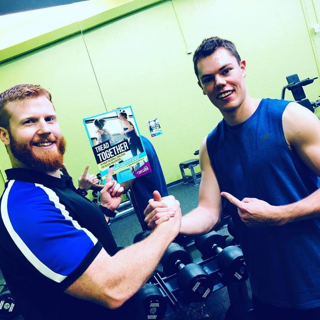 Anytime Fitness Host 24 Hour Treadmill Challenge for Suicide Prevention Australia
