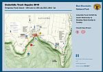 Temporary Closure - Underfalls Track, Blue Mountains National Park - Katoomba
