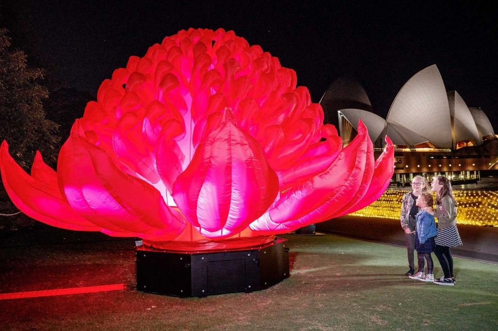 Lights On! It's Time for Tafe NSW Nepean Students to Shine for Vivid Sydney