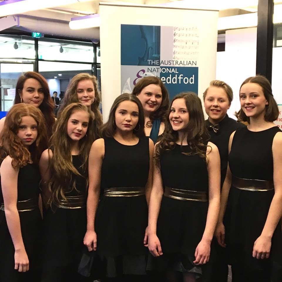 Young Blue Mountains Choir Wins at National Eisteddfod