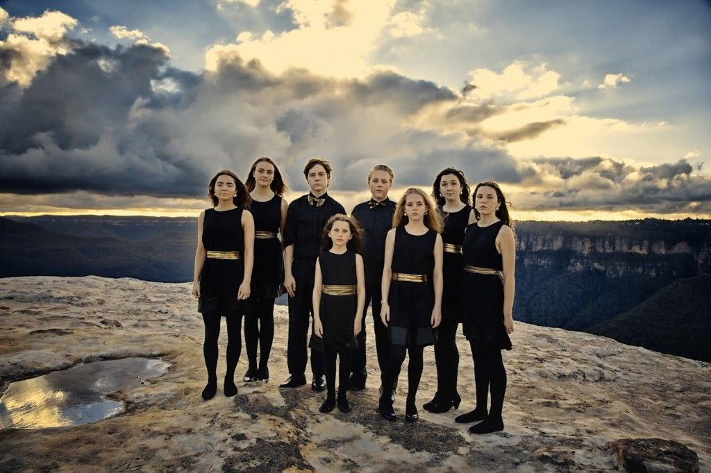 Talented Young Choir from the Blue Mountains Hoping for Another Year Of Success at National Competition