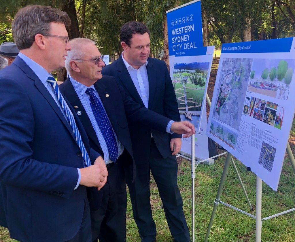 Blue Mountains City Council Secures $18.7 Million City Deal Funding