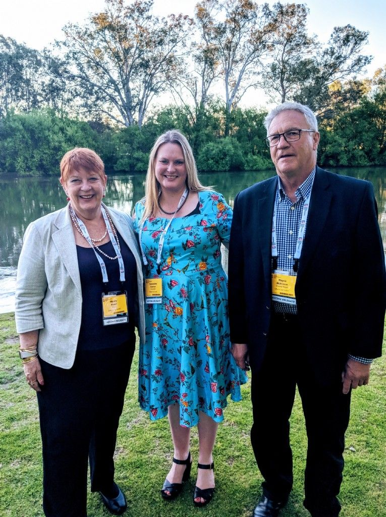 Lithgow Councillor Hits The Springboard