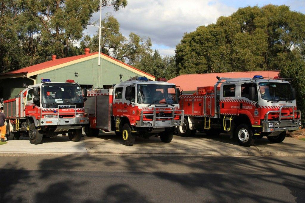 Senator Payne Delivers Funding for Winmalee Rural Fire Brigade