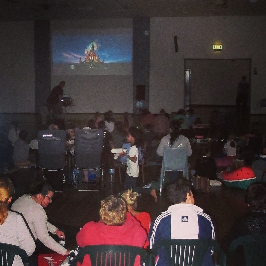 Youth Week Cinema a Hit with Families