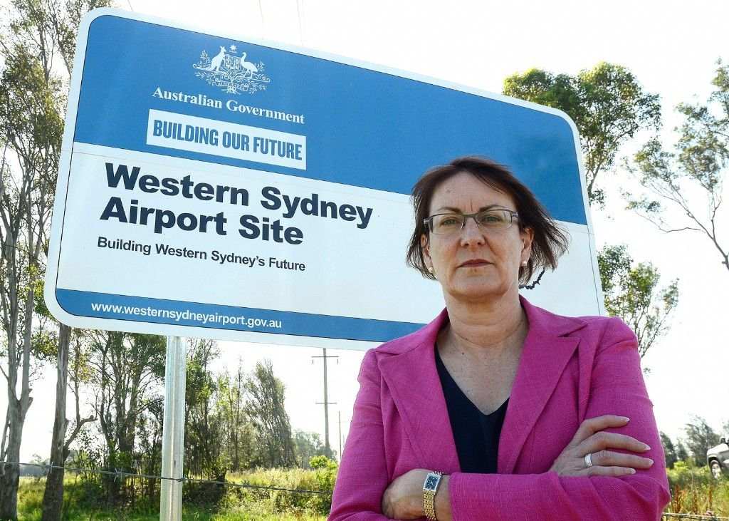 Statement by Susan Templeman MP regarding Western Sydney Aiport