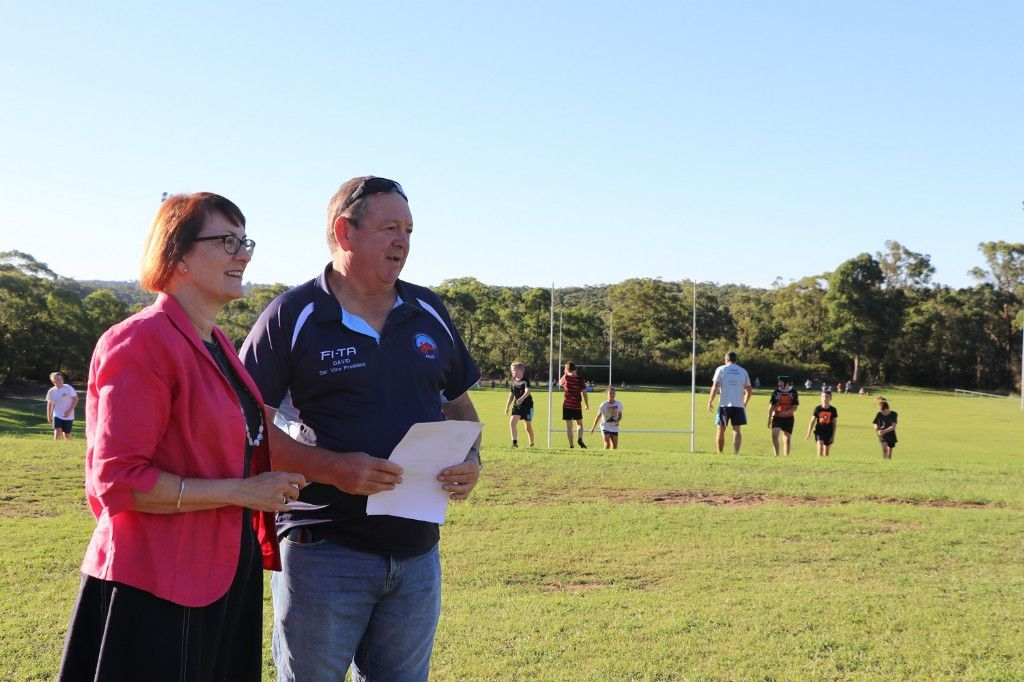 Labor to Deliver $50,000 for Covered Grand Stand Seating and Improvements for Warrimoo Oval