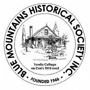Blue Mountains Historical Society - Meeting and Public Talk: 19th Century Country Retreats in Faulconbridge