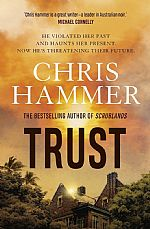 Author Talk by Chris Hammer