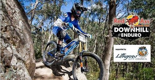 RedAss Downhill State Series Finale in Lithgow this Weekend