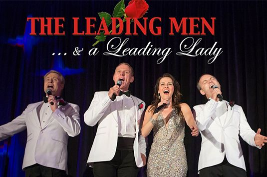 Leading Men and a Leading Lady at The Joan