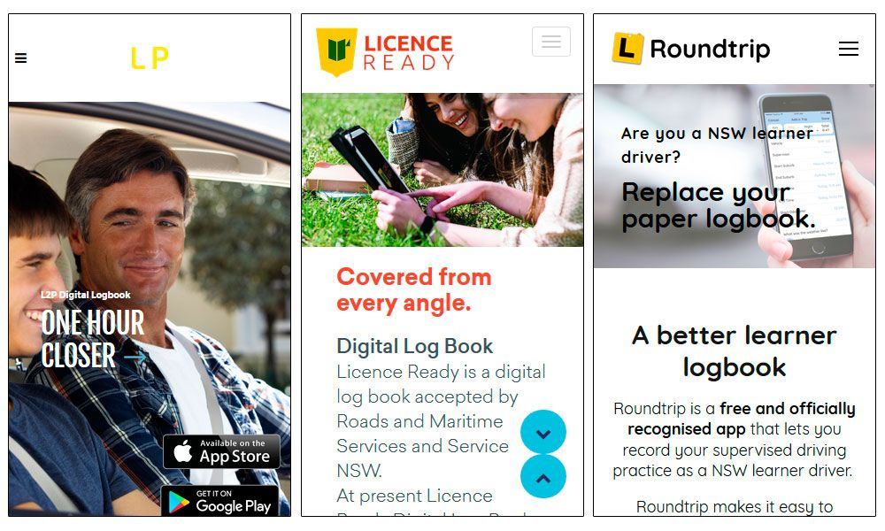 Learner Driver Log Book Goes Digital