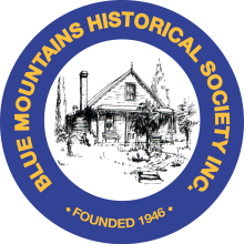 "Blue Mountains Historical Society - Meeting and Public Talk ""The Battle of Hamel"""