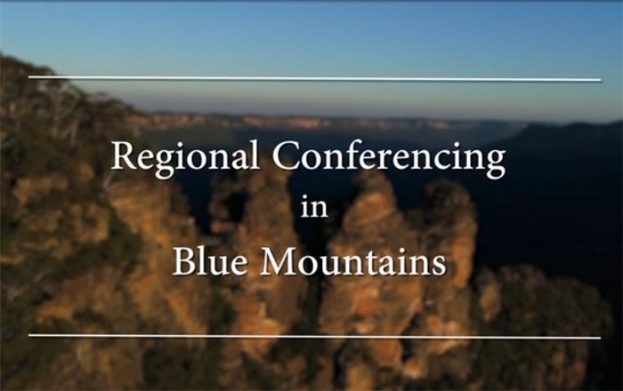 Blue Mountains Showcased as Ideal Business Event Destination