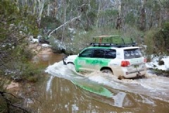 4WD TagaLong, Blue Mountains