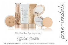 Jane Iredale Makeup event