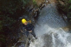 Abseiling, Canyoning & Rock Climbing