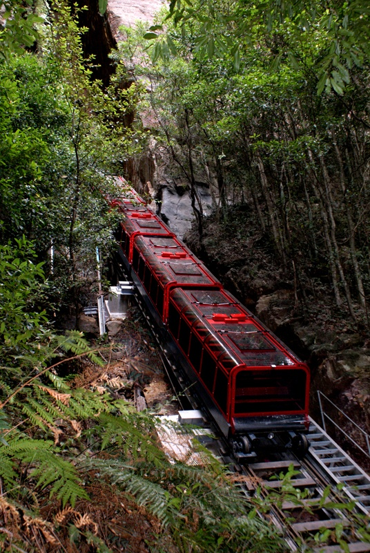 Scenic world blue mountains australia scenic railway gumiabroncs Gallery