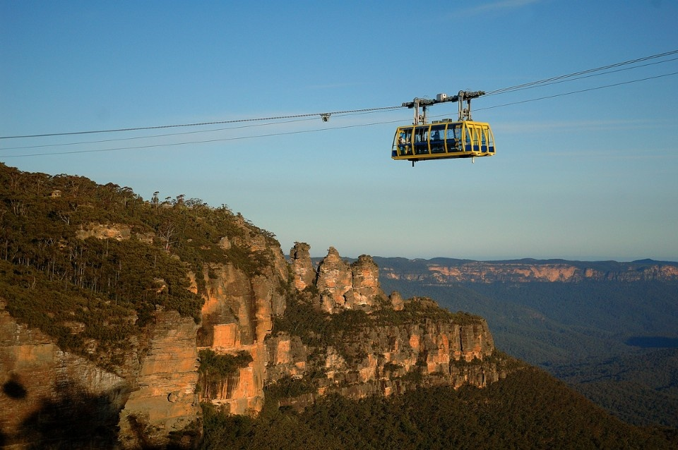 Scenic world blue mountains australia scenic skyway gumiabroncs Gallery